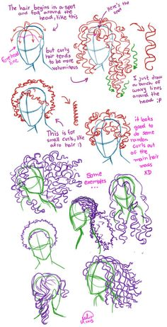 hair tutorial …