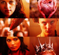 A series about evil queens