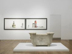 Pablo Bronstein and the Treasures of Chatsworth Installation View Nottingham Contemporary, Nottingham, UK 2015 Nottingham Contemporary, Contemporary Art, Nottingham Uk, Bethnal Green, Tate Britain, Installation Art, Entryway Tables, Art Gallery, Artists
