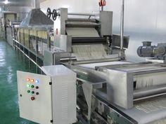 Fresh wet noodle production line