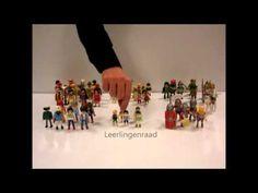 Filmpje over participatie op school - YouTube