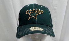 Dallas Stars Hockey NHL Embroidered adjustable Hat Cap 1 size fits all  Stars Hockey b9cbc2e557b