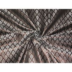 Brocade Fabric, Brown And Grey, Color, Black, Women, Colour, Black People, Women's, Colors