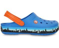 For Meghan!! Crocs Crocband™ New York Skyline Clog | Comfortable Clogs | Crocs…