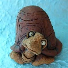 clay turtle sculpture - - Yahoo Image Search Results