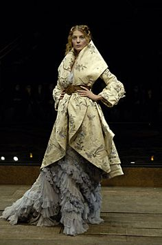 Alexander McQueen, Autumn/Winter 2006, Ready to Wear