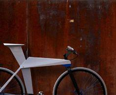 Rollin bicycle concept, un vélo à base d'origami
