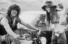 "Bethel, NY Woodstock Festival 1969 Michael Lang. ©Henry Diltz/The Image Works   TDLZ0046"""