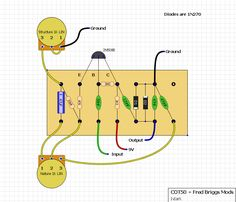 A large online repository or library of guitar pedal schematics, layouts, PCB transfers, and tagboard layouts. All rights reserved to respective owner(s) - not for profit / for educational purposes ONLY.