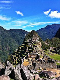 Visit Machu Picchu, Perú. #Peru #bucketlist #travel
