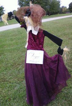 2014 Glen Carbon Scarecrow Contest