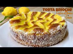 cake without frosting Lemon Recipes, Cake Recipes, Tasty Videos, Italian Cake, Torte Cake, Coconut Cream, Coffee Cake, Cake Cookies, Cheesecake