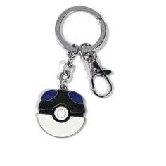 POKEMON Multicolors PokeBall Keychain