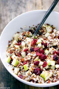 This Quinoa cranberr