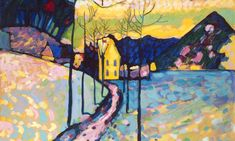 Kandinsky's World of Russian Fairy Tales
