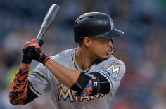 Giancarlo Stanton just wants the focus to be on the Miami Marlins