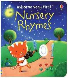 Nursery Rhymes (Very First) #booktrotters #homelibrary