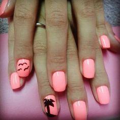My summer nails ♥