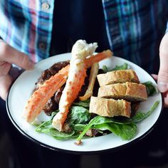 Steak and King Crab For Two Recipe - Barbecues Galore