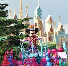 ふたつのパークで「ディズニー・ハロウィーン」がスタート!