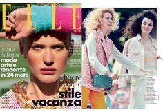 July'15 #Elleit - #ss15 #pull #danieladallavalle
