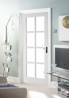 Interior Doors With Glass Panels Avesta 8 Light Clear Glazed March 12 2019 At 10 53pm Glass Doors Interior Internal Glass Doors Wood Doors Interior