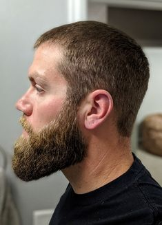 Another year another beard! Bald Men With Beards, Bald With Beard, Red Beard, Great Beards, Long Beards, Awesome Beards, Ginger Beard, Hairy Men, Long Beard Styles