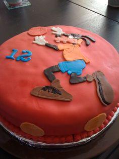Goofy taart
