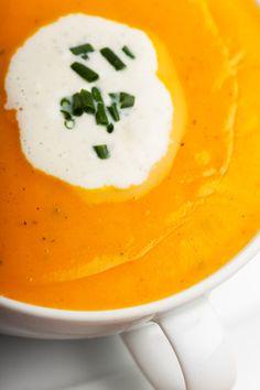 Pumpkin soup - thermochef recipe