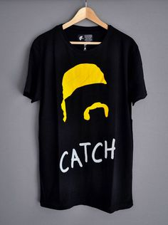 Catch by PlayShirts on Etsy