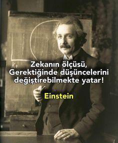 Zekanın ölçüsü. . - Can Yücel Sayfası - Google+ Stephen Hawking, Wise Quotes, Famous Quotes, Wise Sayings, Motto, Cool Words, Sentences, Laughter, Knowledge