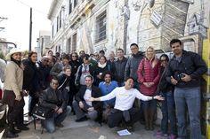 GIG Photo Walk - Flash Mob: Group Picture. Photo Credit:Gaurav Mitta