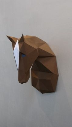 Horse+Papercraft+by+turbi.