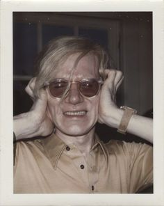 Andy Warhol /Polaroid
