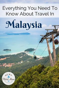 The perfect guide for Malaysia for solo and independent travelers. If you love culture, food, beaches, diving, and adventures, this is for you! - #travel #traveltips #malaysia