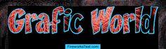 Firewoks text  creare scritte coi fuochi artificia... Glitter Text, Neon Signs