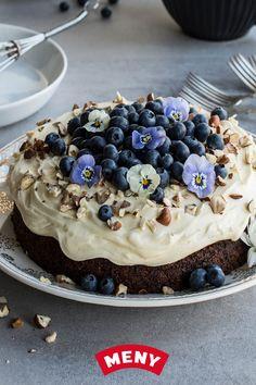 Candy Recipes, Dessert Recipes, Desserts, Cupcakes, Cupcake Cakes, Norwegian Food, Norwegian Recipes, Candy Cakes, Dessert Decoration
