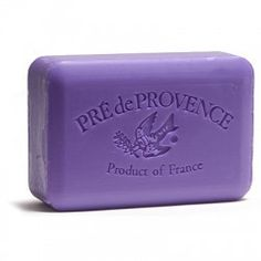 PRE DE PROVENCE 250 GM QUAD-MILLED SOAP, JASMIN  Pre De Provence Jasmin soap envelopes you in an exotic feminine floral fragrance while you wash. Made with Shea butter, this soap moisturizes the skin as it cleans. Like all Pre de Provence soaps, this bar creates a rich, silky lather.
