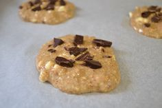 Zdravé cookies — Břicháč Tom - jak jsem zhubl 27 kg Sweet Recipes, Healthy Recipes, Sweet And Salty, Good Food, Food And Drink, Low Carb, Nutrition, Candy, Snacks