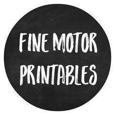 You Clever Monkey's Online Store - Fine Motor Activities