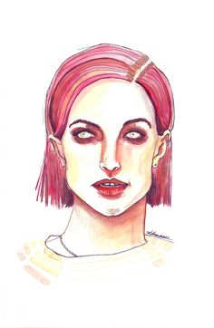 Hayley Williams from Paramore  #aleksandrav #paramore #hayleywilliams