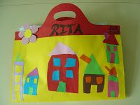 Risultati immagini per capas para portfólios no jardim infantil Lunch Box, Education, School, Crafts, Image, Envelopes, Anna, End Of Year, Cape Pattern