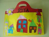 capas para portfólios no jardim infantil - Pesquisa Google