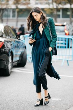 "thetrendytale: ""MORE FASHION AND STREET STYLE"""