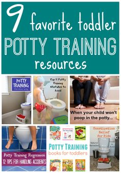 Potty training is a topic that I get emails and Facebook messages about daily. A lot of people have opinions on the topic and there are lo...