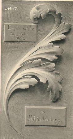 Acanthus-plate17-Empire-lg | Explore art+works (Steve Shrive… | Flickr - Photo Sharing!
