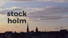 Stockholm featured image