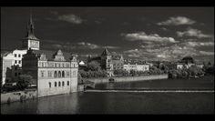Prague bw by Václav Verner on 500px
