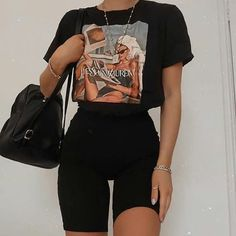Teen Fashion Outfits, Retro Outfits, Short Outfits, Look Fashion, Fall Outfits, Korean Fashion, 80s Fashion, Latest Fashion, White Shirt Outfits