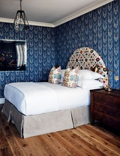 See inside Halcyon House, Australia's newest hotel: One-off lights and antiques form each room's individual decor scheme.